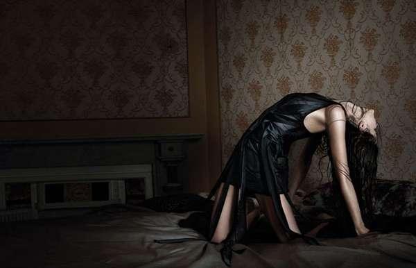 Dark Rebellious Fashion