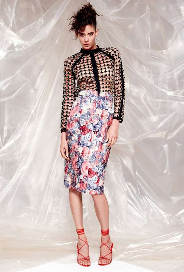 Profusely Patterned Fashion