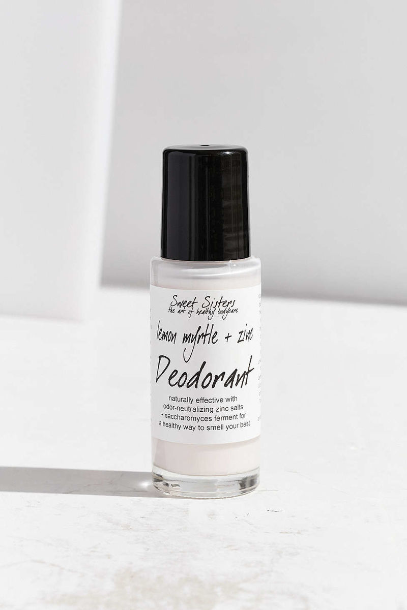 Mineral-Enriched Deodorants
