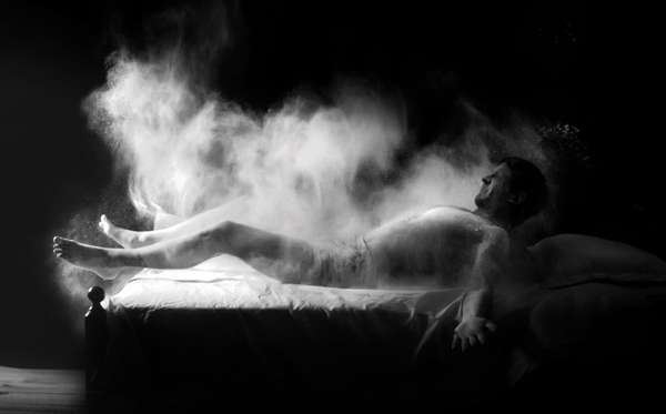 Powdery Bed Photography