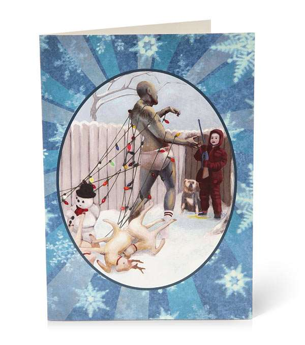 Morbid Holiday Greetings