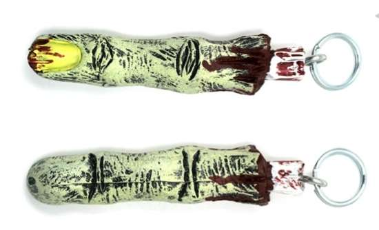 Ghoulish Undead Trinkets