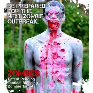 Undead Shooting Targets