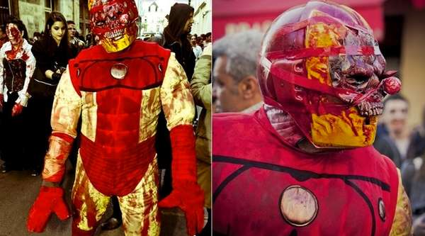 Undead Superhero Costumes
