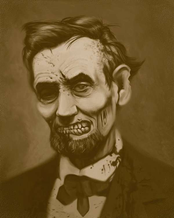 Undead Founding Fathers