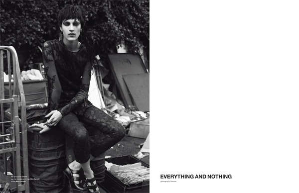 Zoo Magazine 'Everything and Nothing'