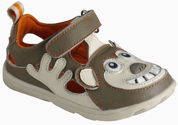 Zooligans animal kids shoes