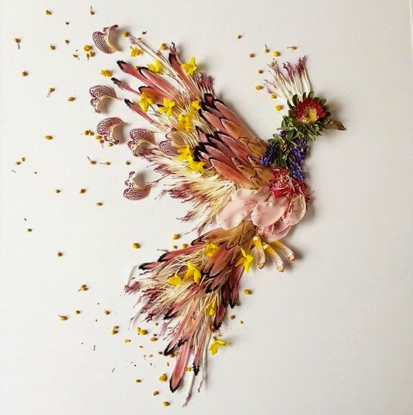 Floral Zoological Art