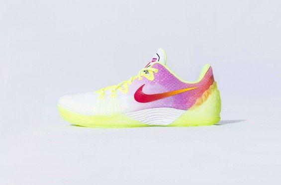 Dreamy Neon Sneakers