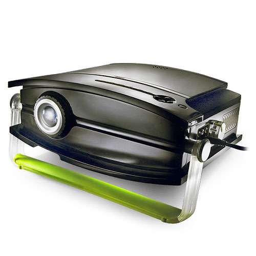 Zoombox DVD Entertainment Projector for $282