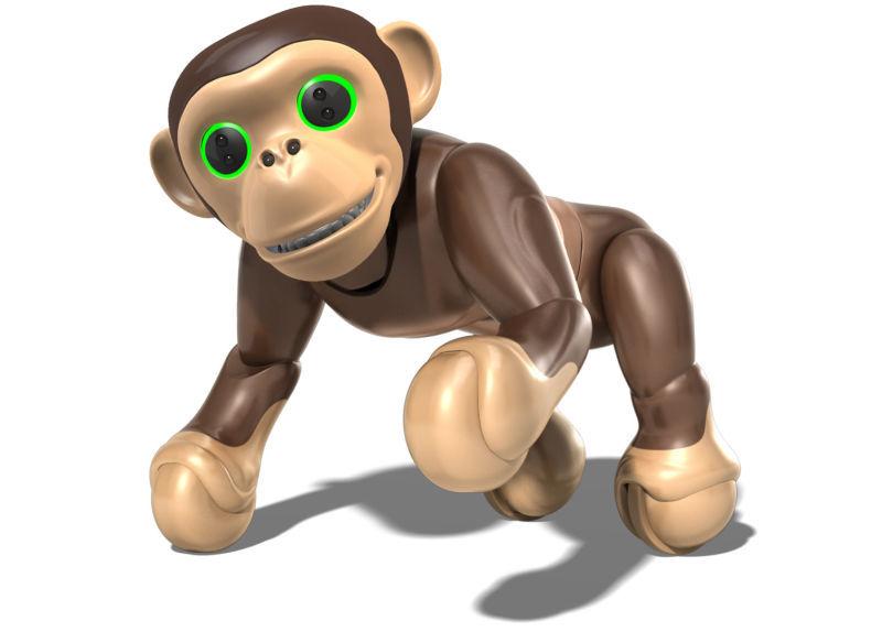Balancing Monkey Robots