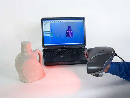 Real-Time 3D Digitization