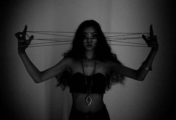 Frightening Feline Photography