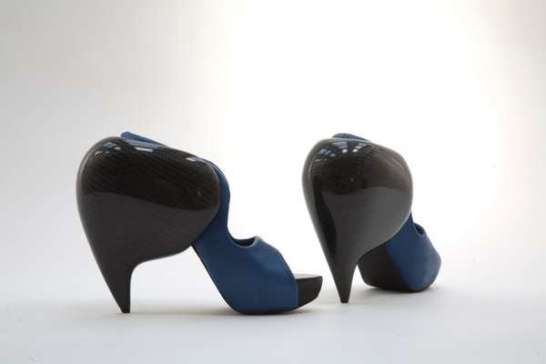 Beautiful Bulbous Heels