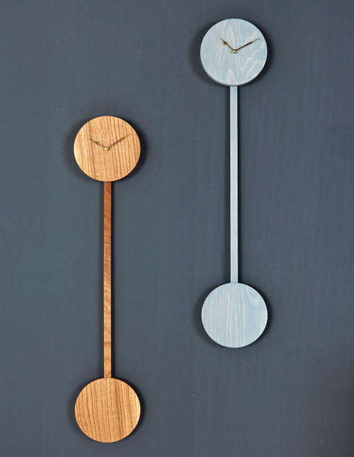 Contemporary Pendulum Clocks