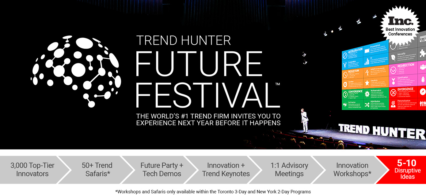 Future Festival   The Best Innovation Conference