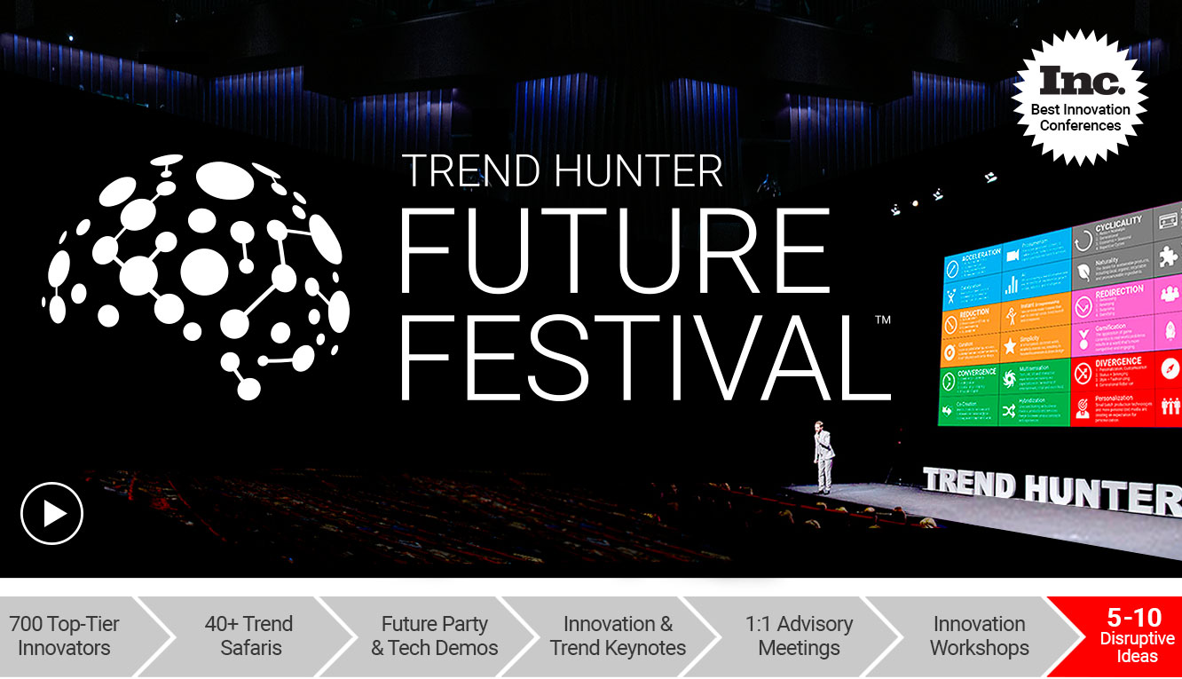 Future Festival Innovation Conference Speaker
