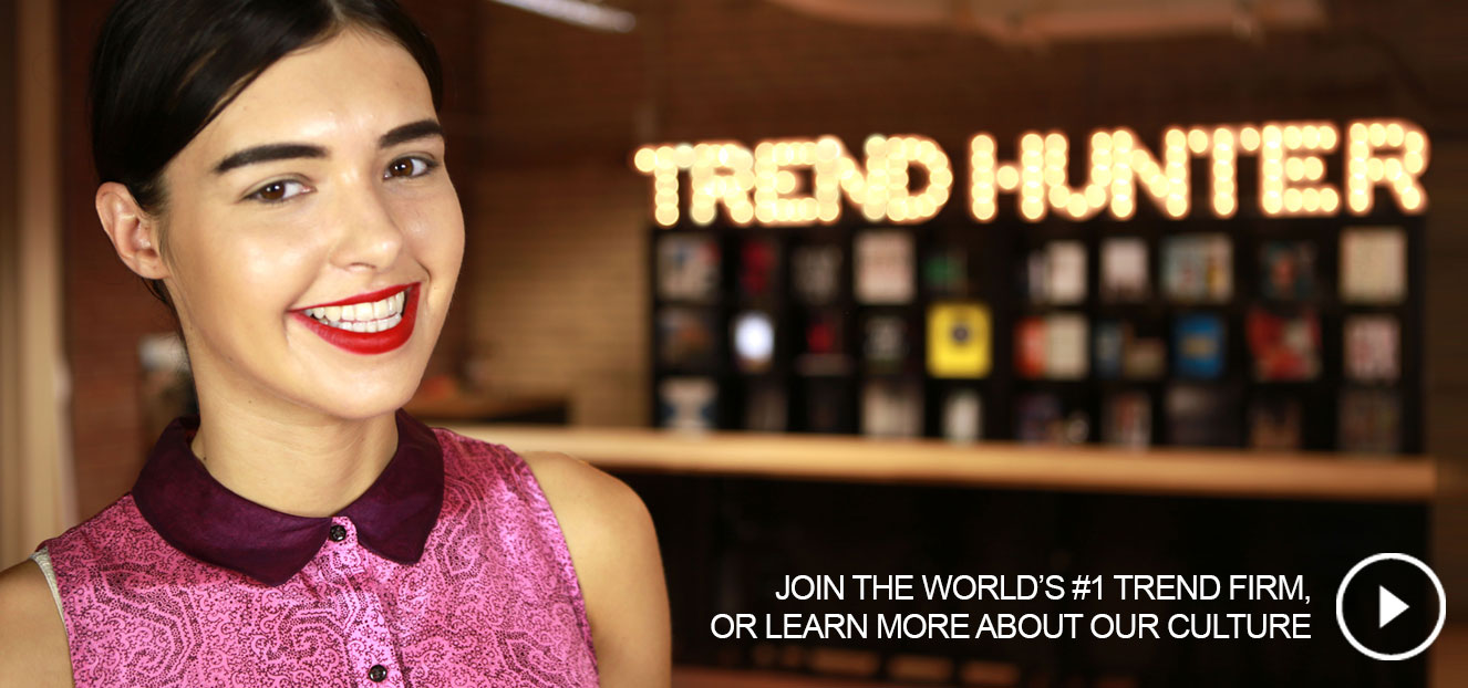 Trend Hunter Office Jobs