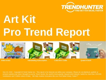 Art Kit Trend Report and Art Kit Market Research