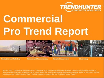 Commercial Trend Report and Commercial Market Research