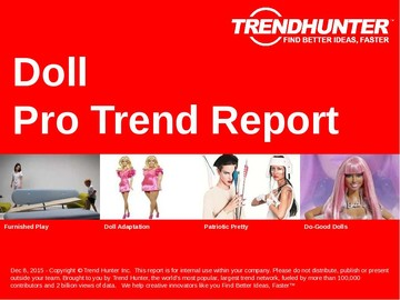 Doll Trend Report and Doll Market Research