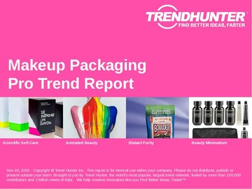 Makeup Packaging Trend Report and Makeup Packaging Market Research