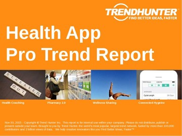 Health App Trend Report and Health App Market Research