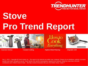 Stove Trend Report and Stove Market Research