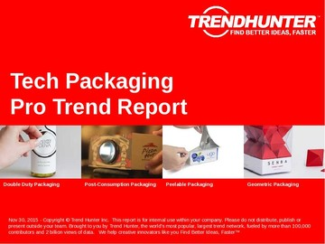 Tech Packaging Trend Report and Tech Packaging Market Research