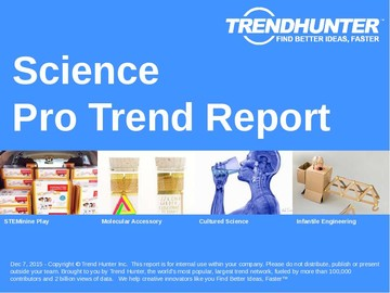 Science Trend Report and Science Market Research
