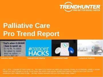 Palliative Care Trend Report and Palliative Care Market Research