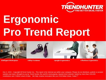 Ergonomic Trend Report and Ergonomic Market Research