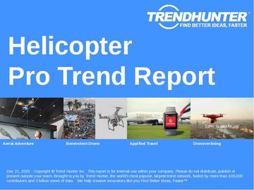 Helicopter Trend Report and Helicopter Market Research