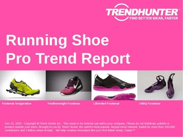 Running Shoe Trend Report and Running Shoe Market Research