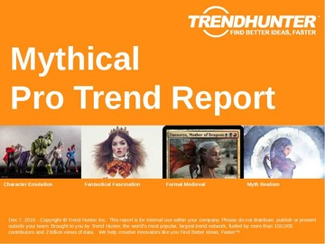 Mythical Trend Report and Mythical Market Research