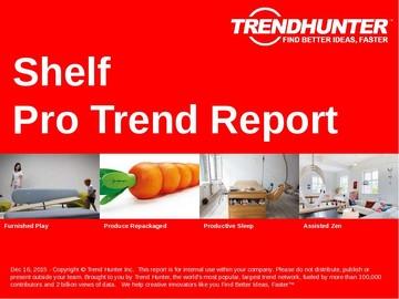 Shelf Trend Report and Shelf Market Research