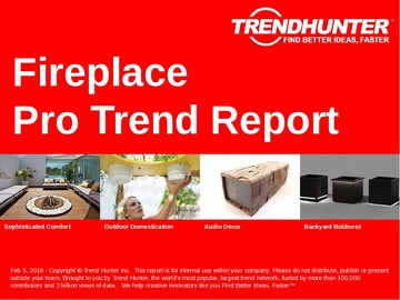 Fireplace Trend Report and Fireplace Market Research