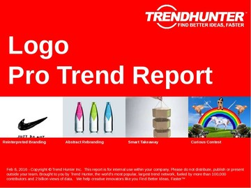 Logo Trend Report and Logo Market Research
