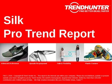 Silk Trend Report and Silk Market Research