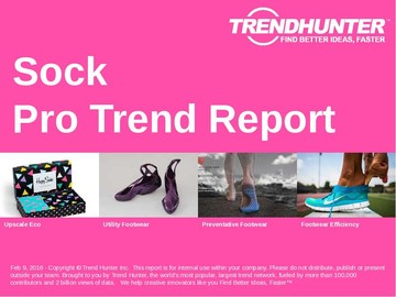 Sock Trend Report and Sock Market Research
