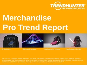 Merchandise Trend Report and Merchandise Market Research