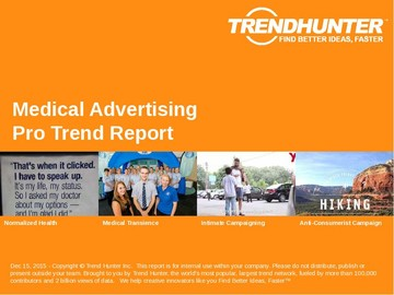Medical Advertising Trend Report and Medical Advertising Market Research
