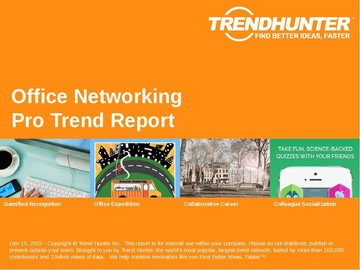 Office Networking Trend Report and Office Networking Market Research