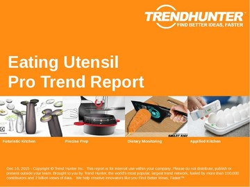 Eating Utensil Trend Report and Eating Utensil Market Research