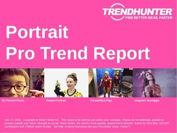 Portrait Trend Report and Portrait Market Research