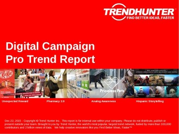 Digital Campaign Trend Report and Digital Campaign Market Research