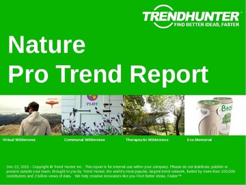 Nature Trend Report and Nature Market Research