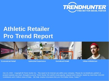 Athletic Retailer Trend Report and Athletic Retailer Market Research