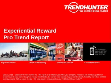 Experiential Reward Trend Report and Experiential Reward Market Research