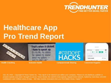 Healthcare App Trend Report and Healthcare App Market Research